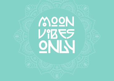 Moon vibes only