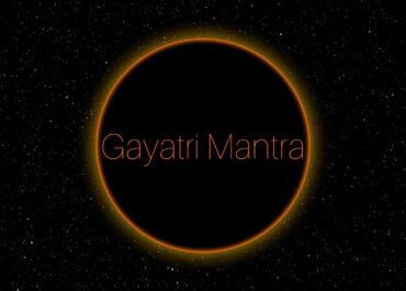 Das Gayatri Mantra